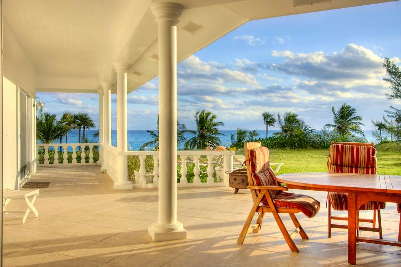 Seven Palms - Ocean Front Estate with Private Beach - Image 1 - Governor's Harbour - rentals
