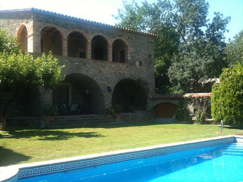The Big House Overseeing The Pool - Stunning Mansion Costa Brava - Girona - rentals
