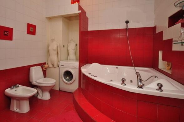 Bath Room - CENTRE-CITY COMFORT ECONOMY 2 BEDROOM APARTMENT - Saint Petersburg - rentals