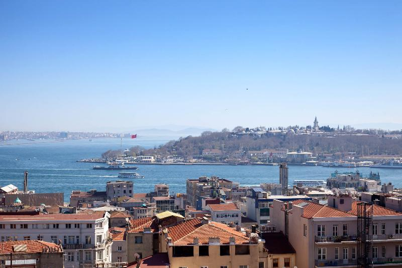 GALATA &Industrial Design & SEA VIEW  & 3 Bedroom - Image 1 - Istanbul - rentals