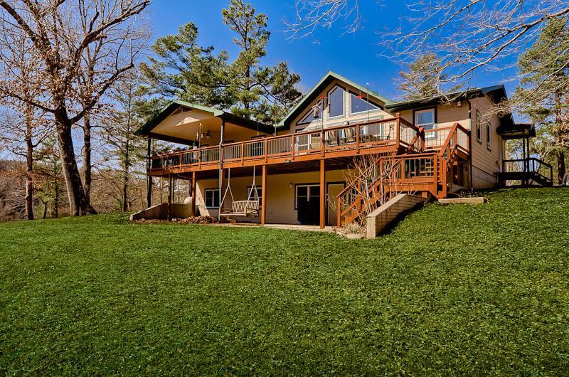 Kings River Vacation Rental - Image 1 - Eureka Springs - rentals