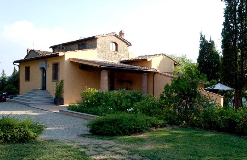 Podere Appiano - Ginestra - Image 1 - Barberino Val d' Elsa - rentals