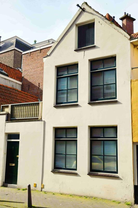 Front view - Bakers Cottage - The Hague - rentals