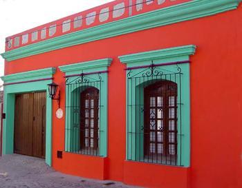 Street View - Best of Oaxaca, one-bedroom apartments, Jalatlaco Apt #1 - Oaxaca - rentals