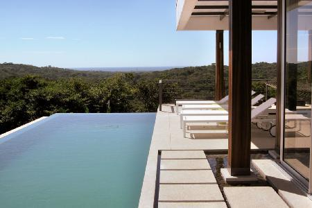 Ultra-modern Luna 18 villa in Emerald Woods, infinity pool, Rooftop deck & private cook - Image 1 - Marbella - rentals