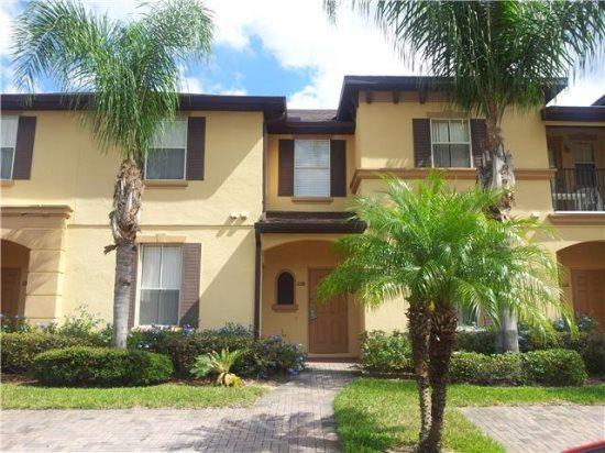 Upgraded 4 Bedroom 3 Bathroom Town House in Regal Palms - Image 1 - Orlando - rentals