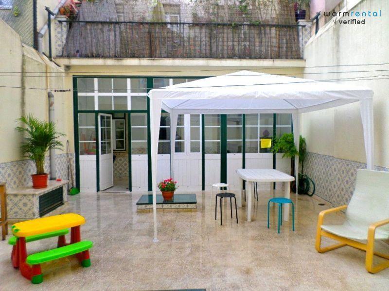 Terrace  - Silver Mustard Apartment - Lisbon - rentals