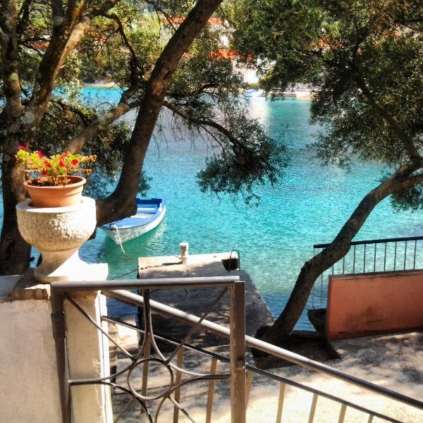 view - Apartment Bogic - Cove Tri Zala (Zrnovo) - rentals