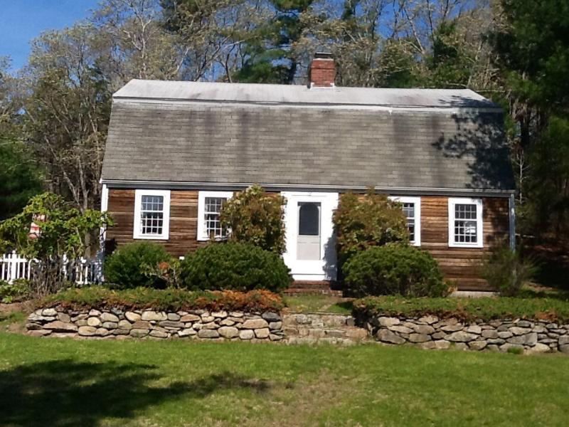 Front of house on quiet road - Family Friendly Home Walk to Sandy Neck Beach! - East Sandwich - rentals