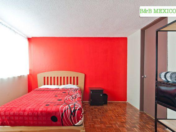 Private ensuite - BB Mexico p/b, Courtesy airport pick up!! pvt bath - Mexico City - rentals