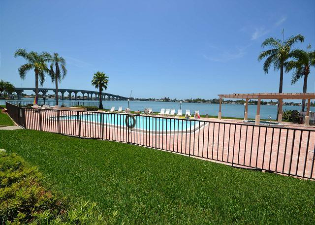 Casa G-103   Ground floor, direct Bay Front condo with Sunset Views! - Image 1 - Saint Petersburg - rentals