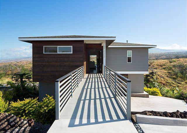 A striking home near white sand beaches and resorts - Image 1 - Waikoloa - rentals