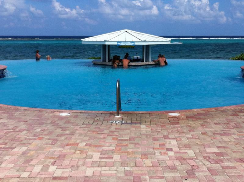 Swim up pool bar. - Morritts Tortuga Club Cayman Islands - East End - rentals