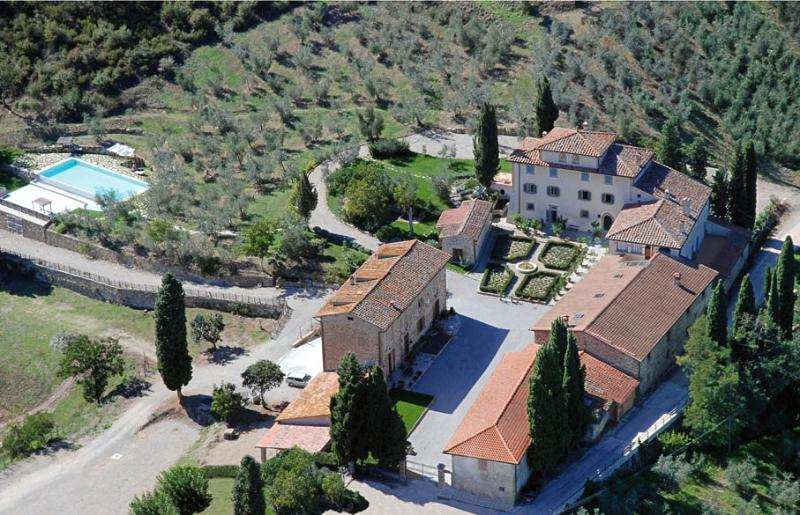 Holiday apartments in a Medieval village, in Tuscany near Florence - Image 1 - Figline Valdarno - rentals