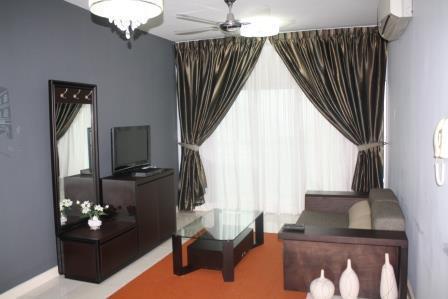 Living Hall - Short Stays in Petaling Jaya, Kuala Lumpur - Kuala Lumpur - rentals