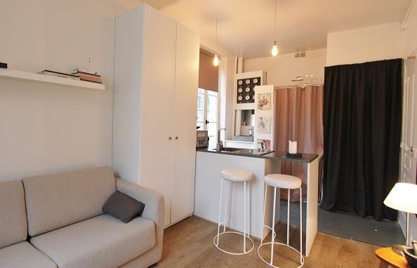 Petit Charlot: Studio in the marais - Image 1 - Paris - rentals