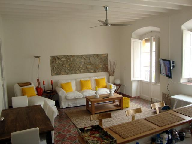 Apartment in the Historical Center of Ibiza Town - Image 1 - Ibiza - rentals