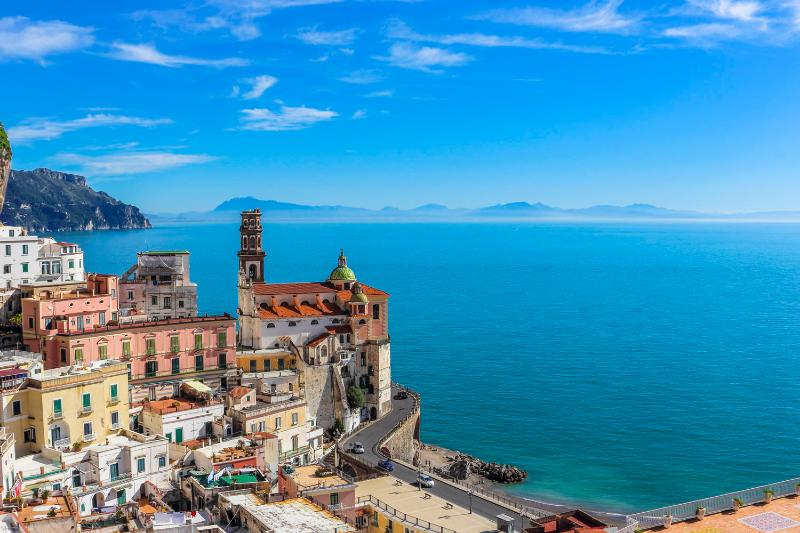 Breathtaking view on the sea of Atrani, very close to Amalfi - Paradiso 1 Budget Apartment Amalfi Coast - Atrani - rentals