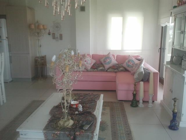 LIVING ROOM - GUNDOGAN HOUSE WITH A PRIVATE BEACH - Bodrum - rentals