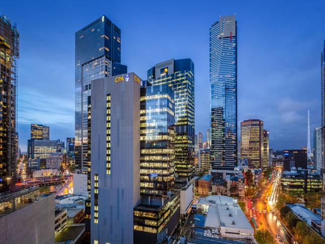 Southbank Central apartment - city view - StayCentral CV3 gym pool three bedrooms great view - Melbourne - rentals