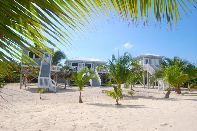 Center living area with detached bedrooms on each side - NEW LISTING! THE ONLY HOUSE ON BLOODY BAY! - Little Cayman - rentals
