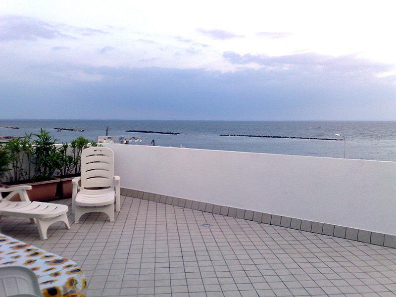 Terrazza arredata - Appartamento con vista mare Lido delle Nazioni - Lido delle Nazioni - rentals