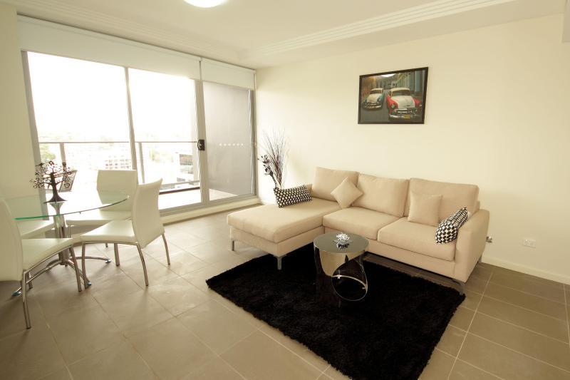 Living Area - Atria - Selfserve Apartments Parramatta - Parramatta - rentals