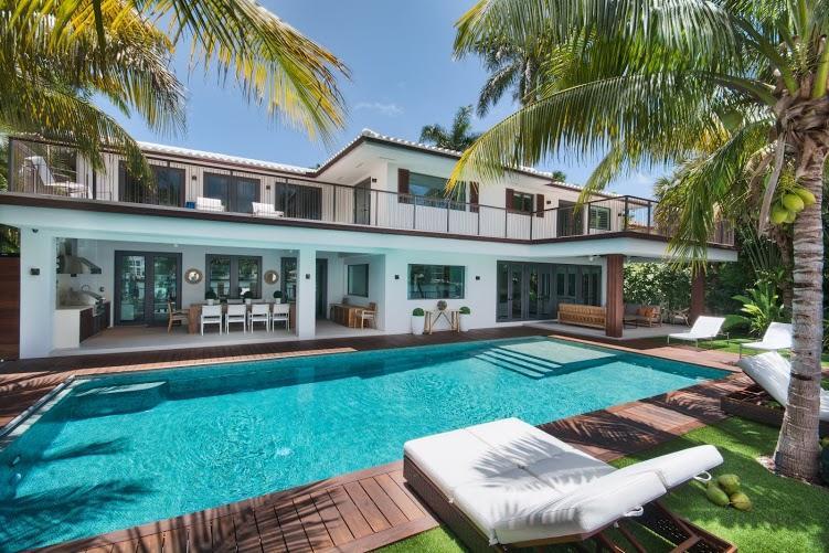 aa - Villa DaVinci - Miami Beach - rentals