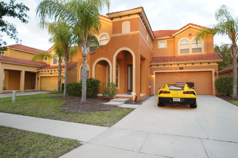Front - Fantasy Villa - BellaVida (Near Disney) Luxury - Kissimmee - rentals