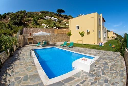 6 guest villa in Rethymno - crete - Image 1 - Rethymnon - rentals
