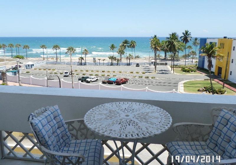 Terrace View - Oceanfront 1/1 Furnished Apt, Sto Dgo - Santo Domingo - rentals