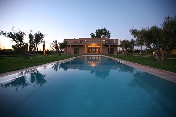 Luxury villa 6 bedrooms in Palmeraie Marrakech - Image 1 - Marrakech - rentals