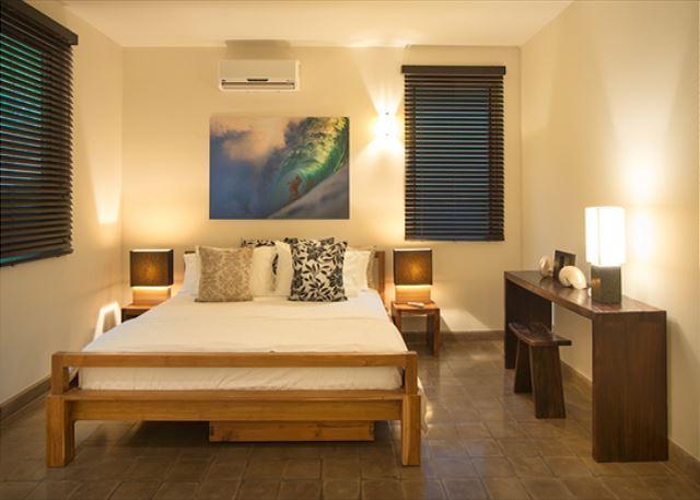 Bedroom2 - Gorgeous 6-Bed Duplex Villa with Ocean Views - Great for groups! - Tamarindo - rentals