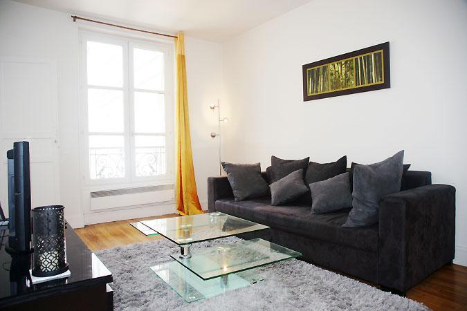 1 bedroom district 16 (4346) - Image 1 - Paris - rentals