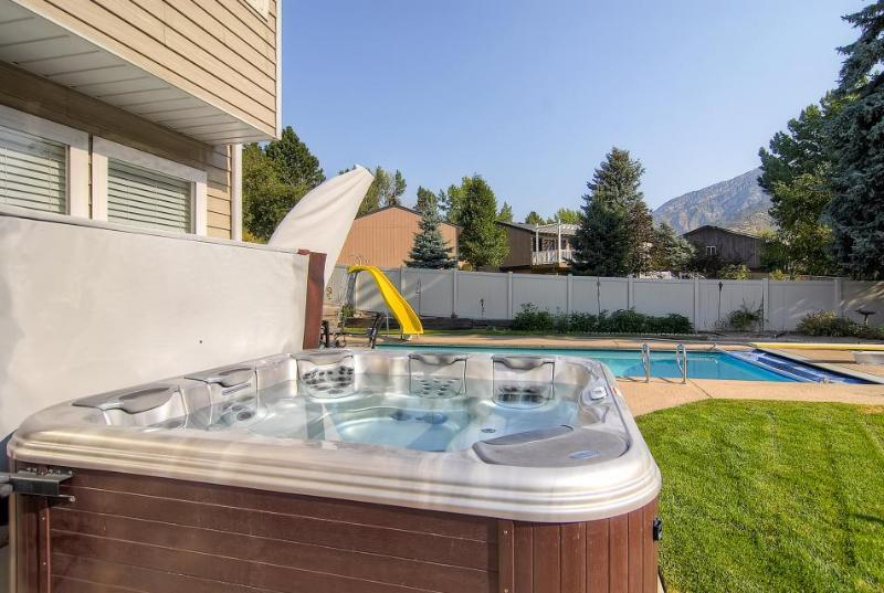 Home with space for 9; including a  private hot tub - Image 1 - Salt Lake City - rentals