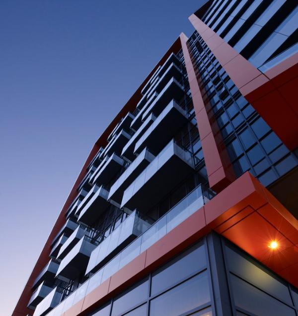 Designer building by top Toronto developer - King West, Clean, Stylish 1BR - Toronto - rentals
