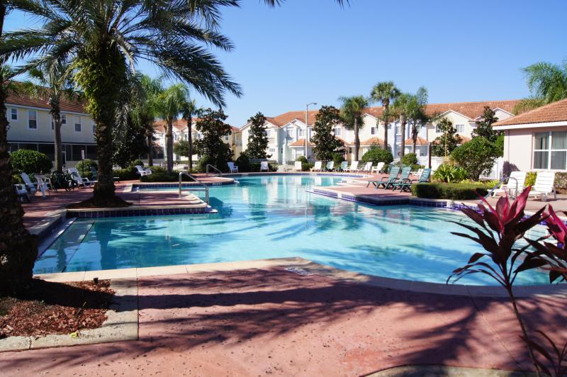 Heated Pool & Clubhouse - Luxury Townhouse DisneyWorld Fiesta Key Kissimmee - Kissimmee - rentals