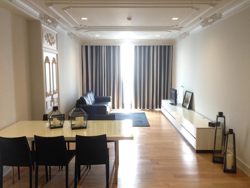 Living Area - The Bangkok View for Four - Bangkok - rentals
