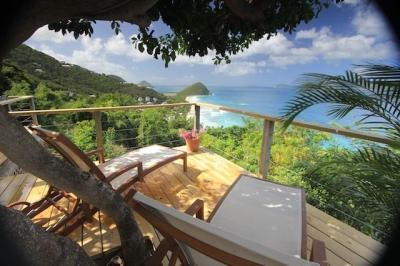 Sun loungers overlooking Long Bay - Fantastic views of Apple/Long Bay 3BR. - Tortola - rentals
