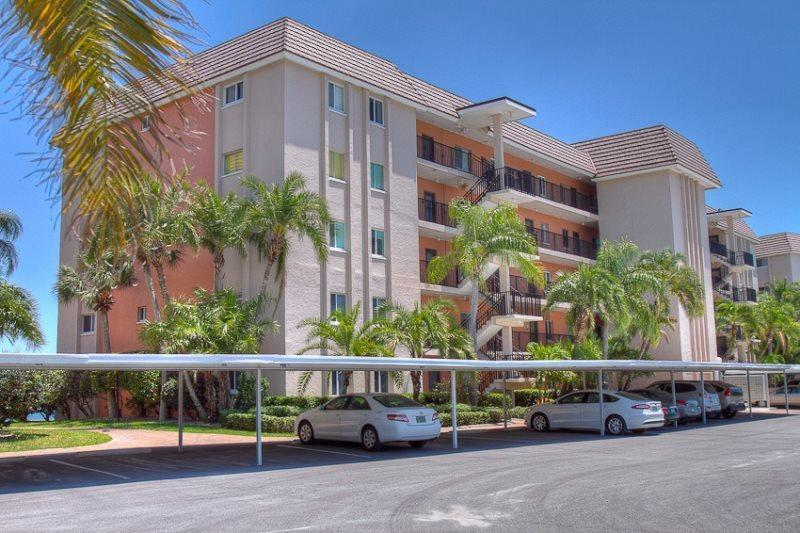 Front of Condo - 2 Bedroom Siesta Key Condo with Beach View - Bradenton - rentals