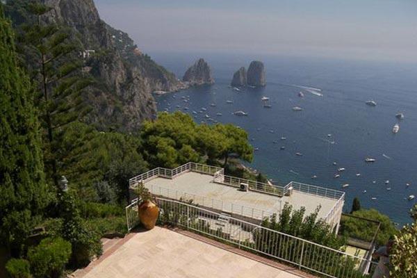 None LDG TER - Image 1 - Island of Capri - rentals