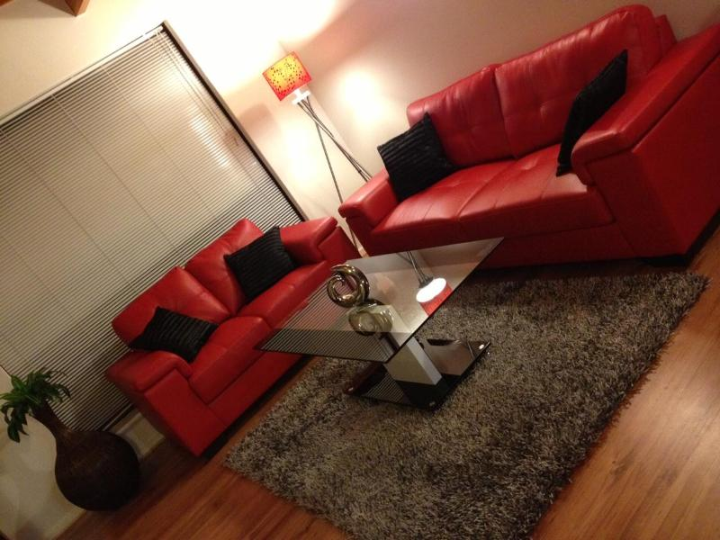 Modern and Cosy Lounge - Mandurah Short Term Stay 2 Bedroom Accommodation - Mandurah - rentals