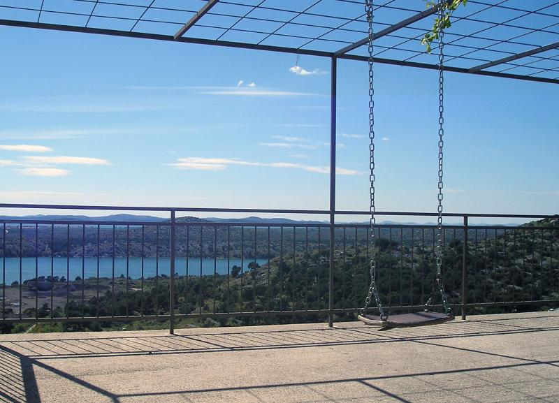 Terraca..&view - Apartment Paolo Beautiful Sea View - Sibenik - rentals