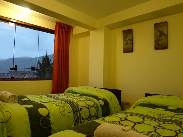 habitacion doble - casa ananta - Cusco - rentals