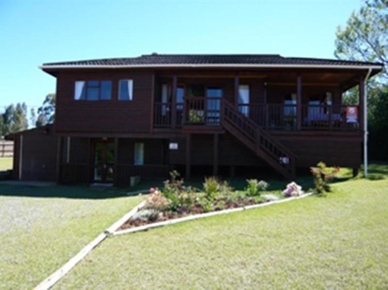 Berghaven log cabin - Berghaven Underberg Southern Drakensberg SA - Underberg - rentals