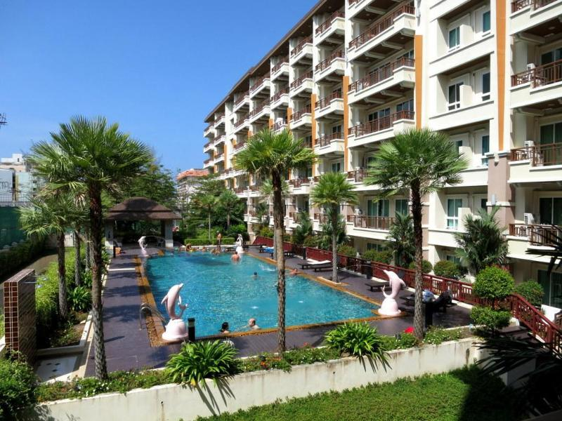 Apartment close to beach and mall in Patong center - Image 1 - Patong - rentals