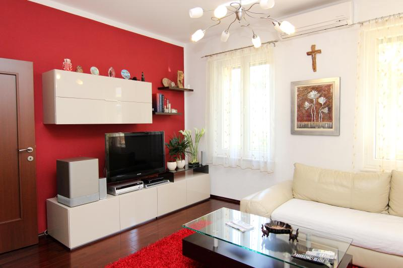 Living Room - Luxurious apartment in the center of Split - Split - rentals