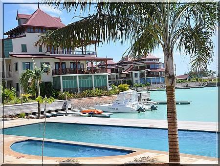luxury apartment 100m2 -private island seychelles - Image 1 - Victoria - rentals