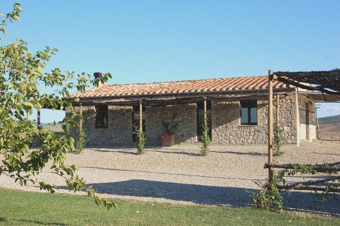 Green House - Apartment with Swimming Pool in Val d'Orcia - Image 1 - Castiglione D'Orcia - rentals