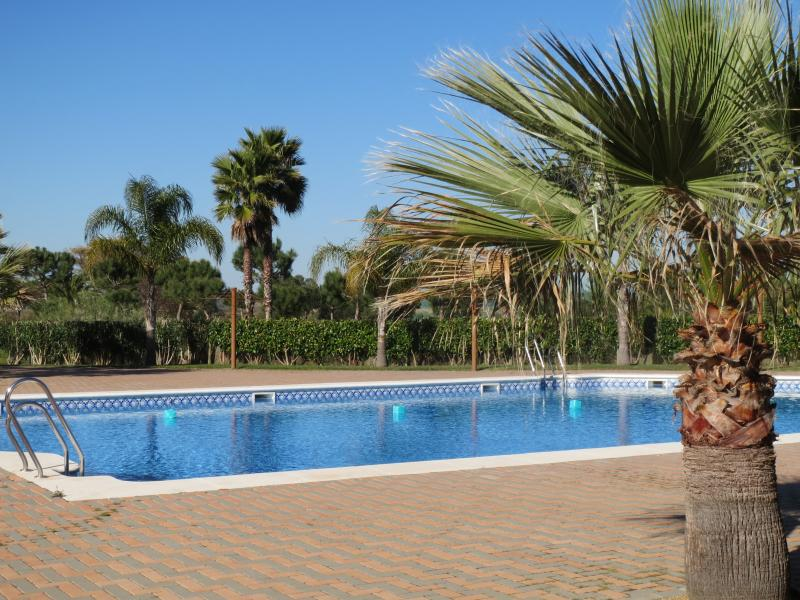 large swimming pool with separate children's pool - golf and sea apartment - Ayamonte - rentals